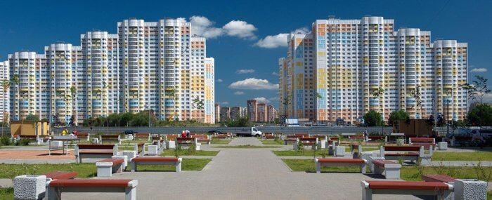 Застройщики Москвы